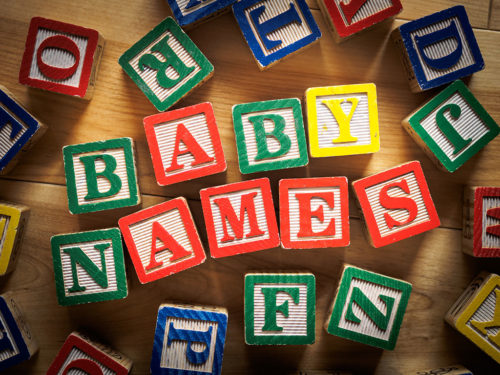Đặt tên cho bé trai, bé gái hay và dễ thương nhất